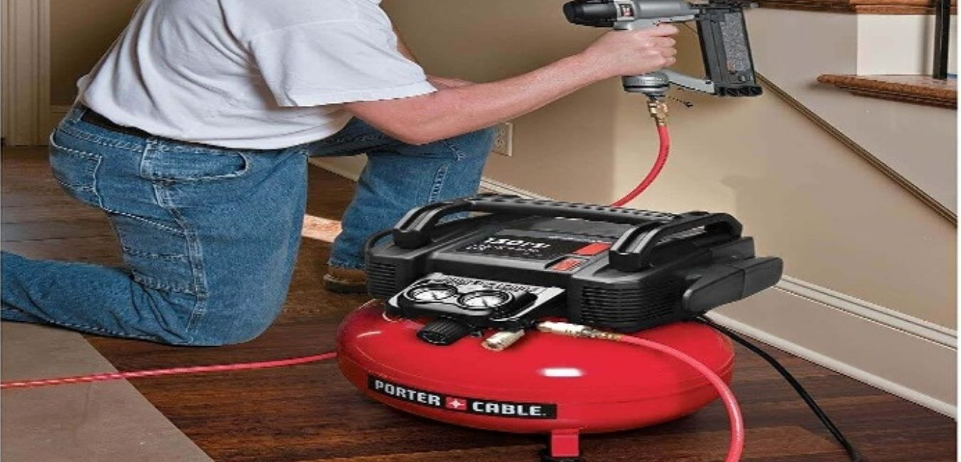 How To Use Porter Cable Air Compressor