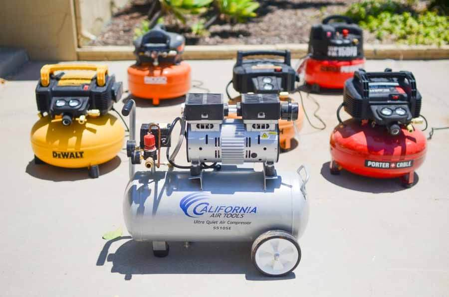 Home Garage Air Compressor buying guide