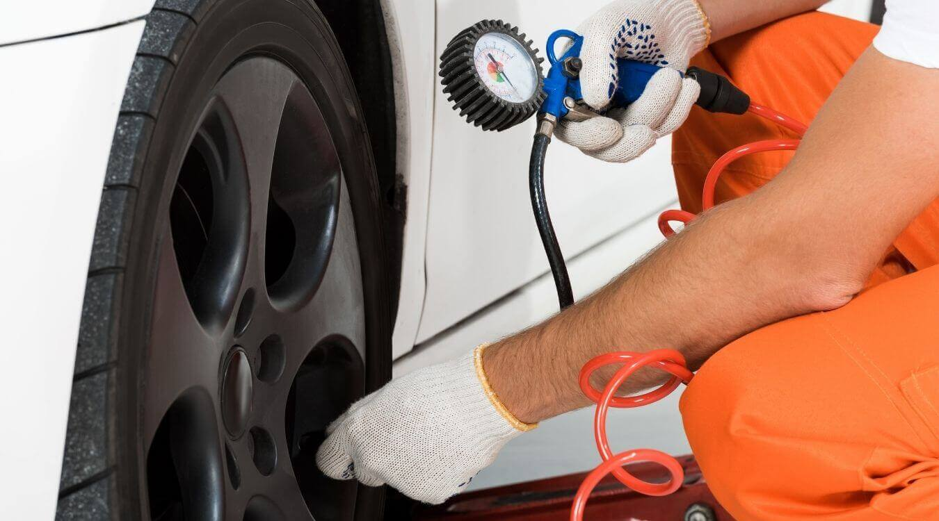 How To Use Air Compressor For Tires