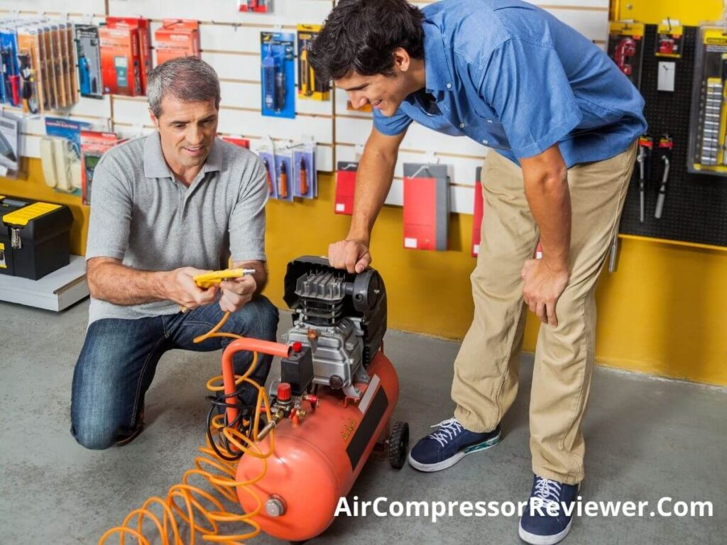 How To Choose The Best Air Compressor For Air Tools